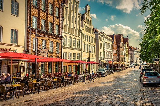 Romantic tour in Lubeck
