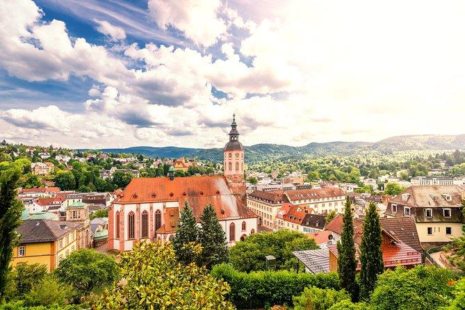 The best of Baden-Baden walking tour