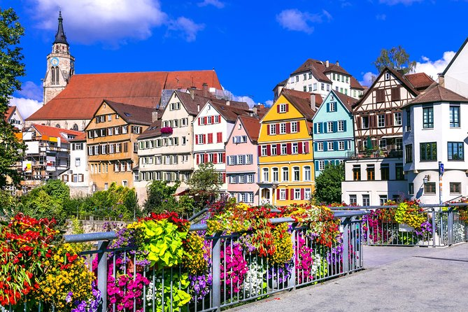 Romantic tour in Baden-Baden