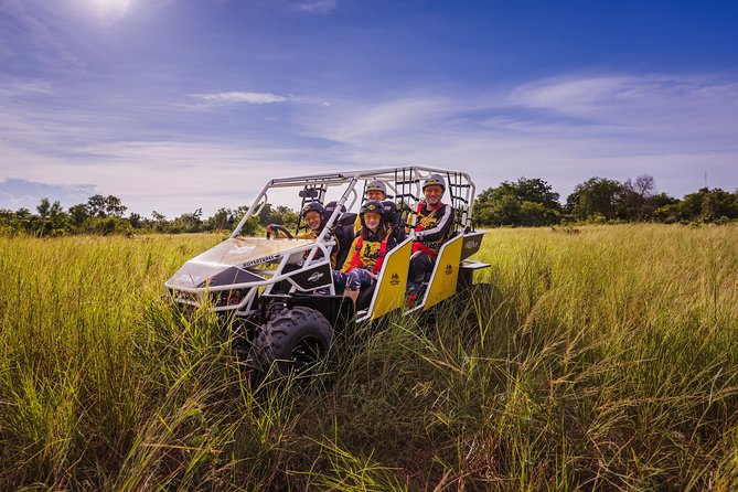 A Thrilling Off-Road Buggy Adventure in Pattaya - A Guided Tour