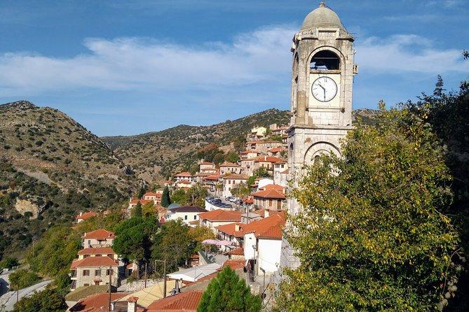 3 Private Days: Hydra Island, Arcadia Villages plus Mycenae, Nafplio & Epidaurus