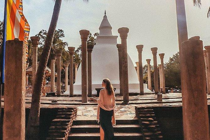 One Day Tour To Sacred Ctiy Anuradhapura