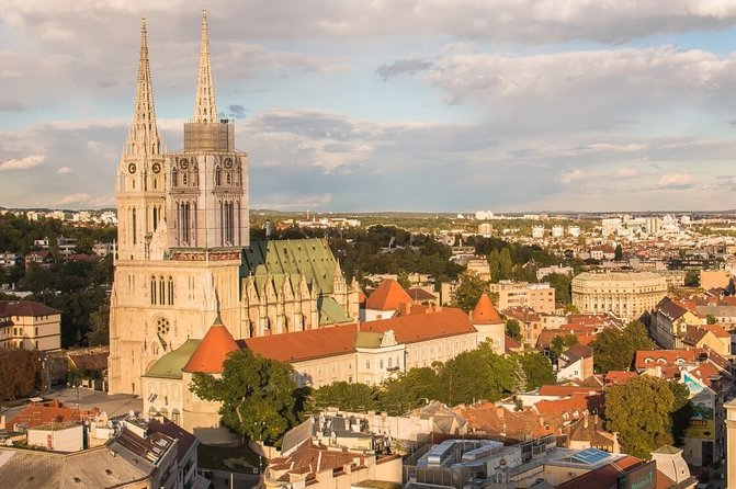 Zagreb & Samobor | Private trip from Ljubljana