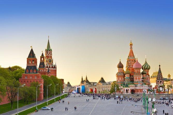 Moscow: City walking Tour