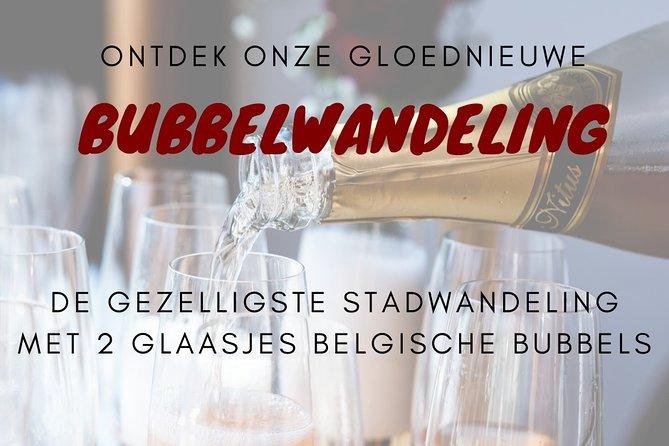 Bubble walk Antwerp