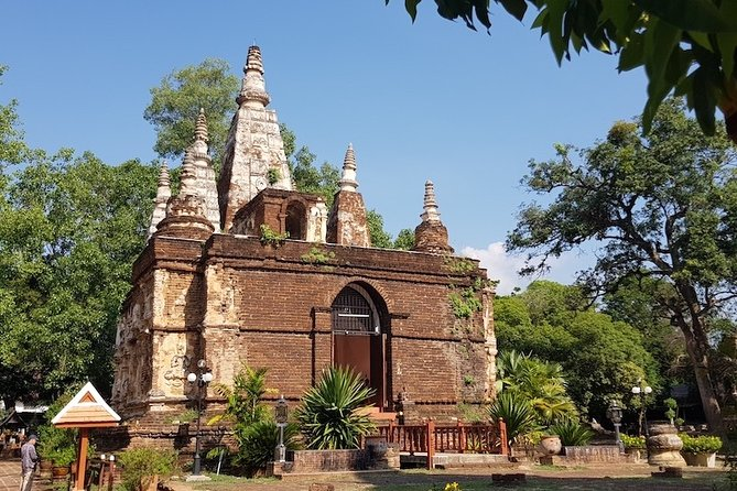 The Magnificent Buddhist temples of Chiang Mai