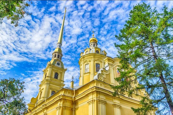 5-day Visa Free Tour by Ferry from Helsinki to St. Petersburg