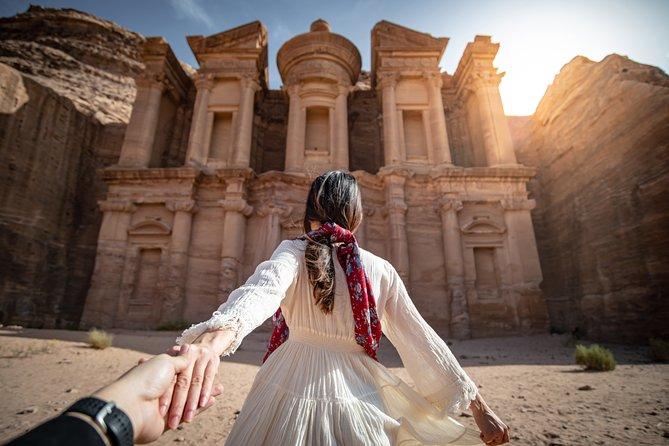 4-Night Jordan Wonders Private Tour: Petra, Wadi Rum, Aqaba, and Dead Sea