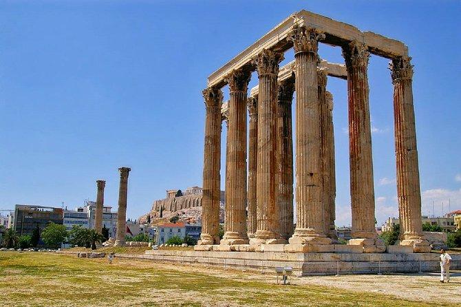 Athens: Ancient Greece Mythology Exploration Game & Tour
