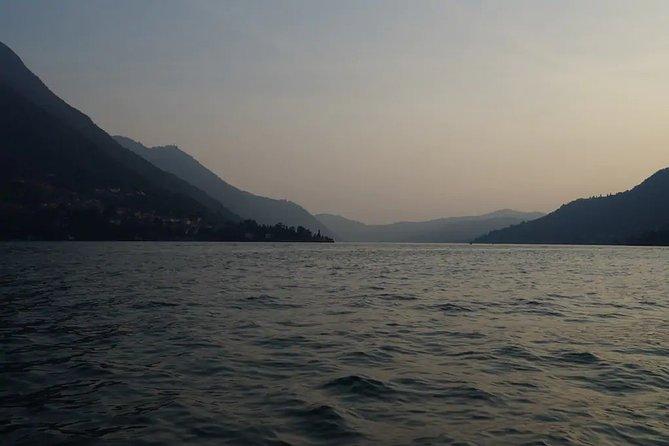 Learn Italian on a private boat on Lake Como