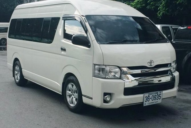 Transfer from Don Mueang Airport (DMK) to Rayong Province