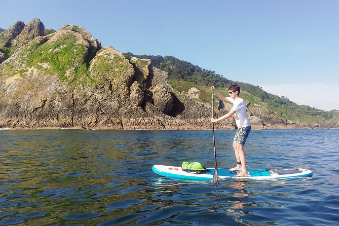 Sta.CLARA Island STAND UP PADDLE - Private Adventure with Picnic