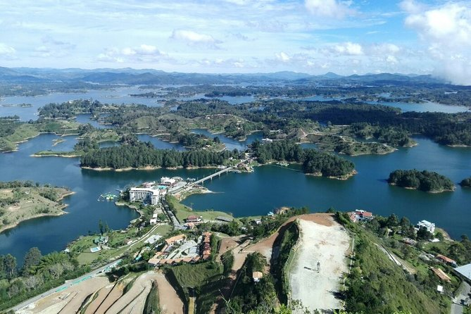 Private Full Day Guatapé Tour