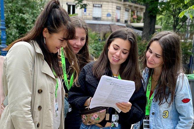 2 hour outdoor group activity in Paris: SAINT GERMAIN