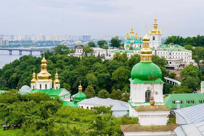 10-Day Tour to Ukraine and Russia: Kiev, Moscow and St. Petersburg