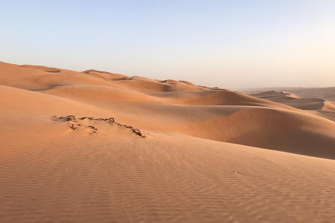 Private Day Trip To Wahiba Sands & Wadi Bani Khalid (desert Safari)