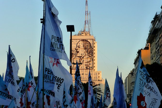"""Evita Perón Private Tour: the woman behind """"Don´t cry for me Argentina"""" and more"""