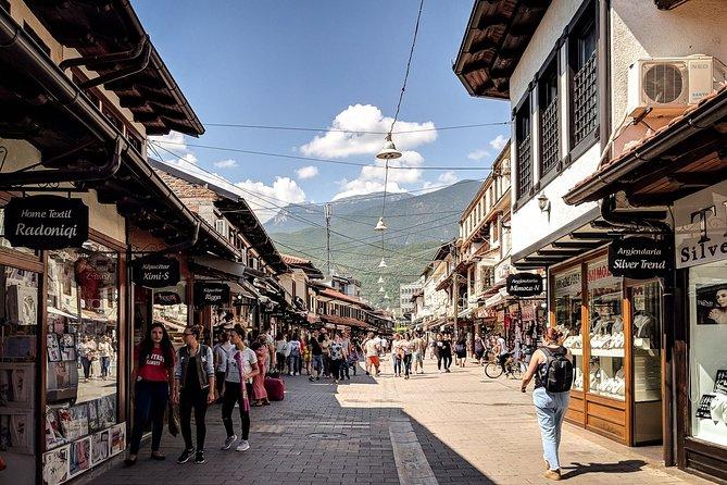 Peja, Gjakova and Prizren tour from Pristina in two days