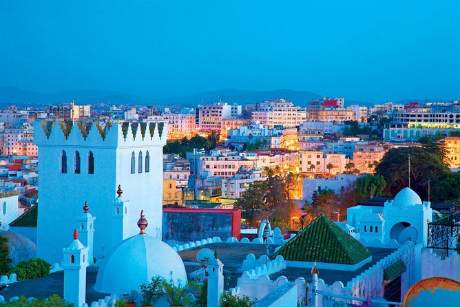 Tangier & Chefchaouen 2-Day Tour From Casablanca By Train