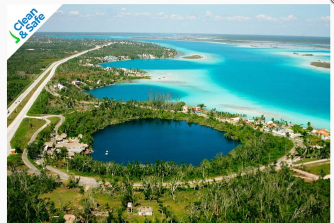 Private VIP Tour to Bacalar