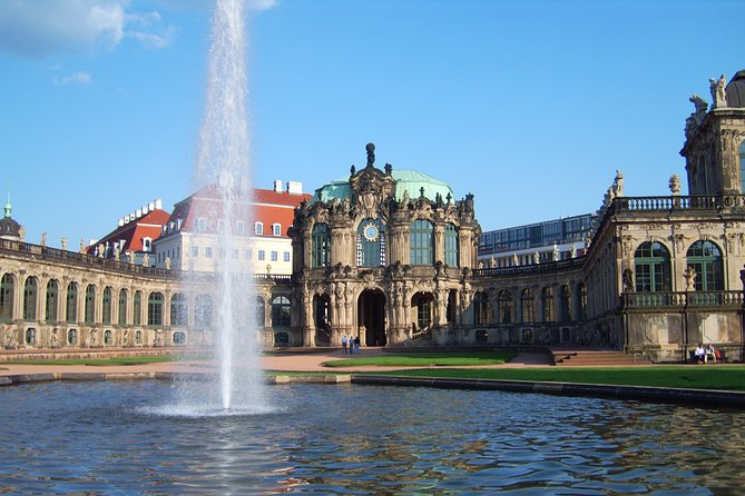 Dresden Old Town Walking Tour with a German-Speaking Guide
