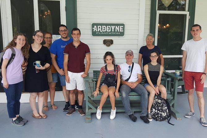 Historical Plantation House Tour at Ardoyne Plantation