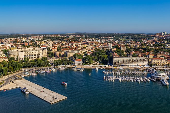 The best of Pula walking tour