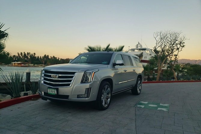 Private One-Way Luxury Escalade