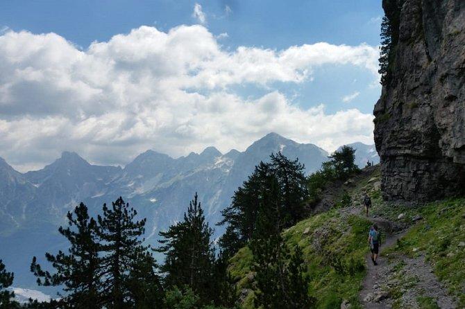 Peaks of the Balkans tour: Koman Lake, Valbona & Theth in five days