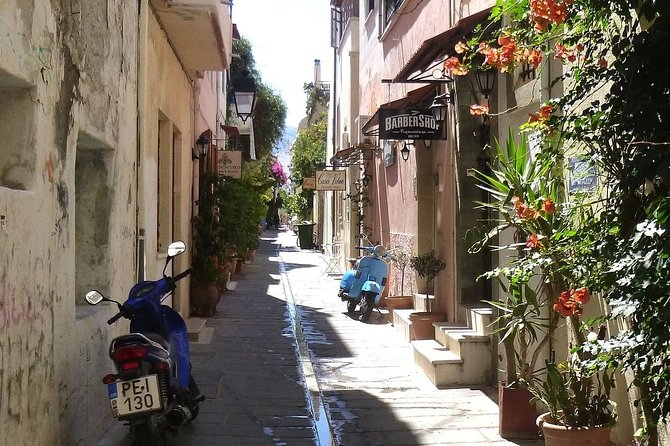 """Guided tour """"Love stories of Heraklion"""""""