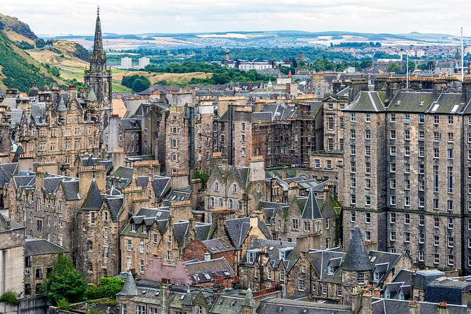 Edinburgh Private city tour, Lunch included