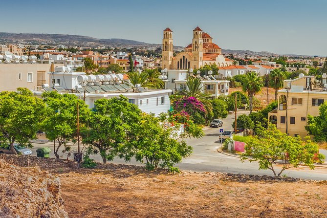 The best of Paphos walking tour
