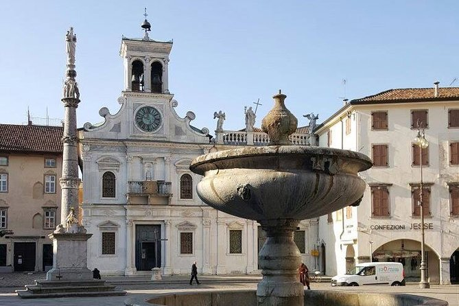 Udine guided tour / walking tour Udine