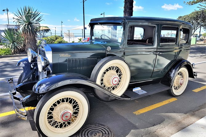 Vintage Car & Wine Tasting Experience