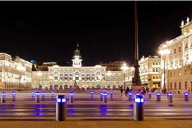 Guided tour of Trieste / walking tour of Trieste with an authorized guide
