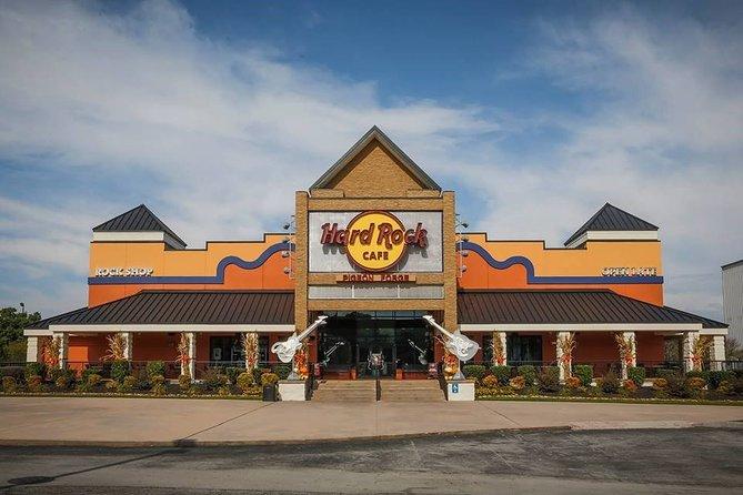 Hard Rock Cafe Pigeon Forge Meal