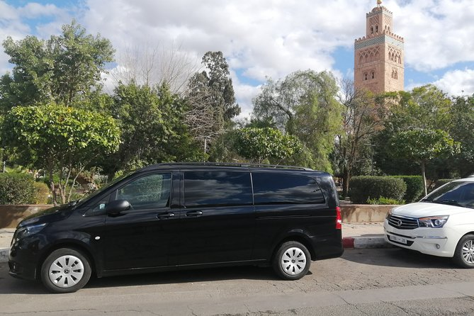 Private Transfer from Agadir to Marrakesh