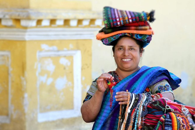 Private Walking tour of Antigua Guatemala
