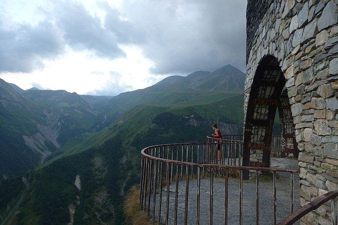 Mountain Resort, Kazbegi