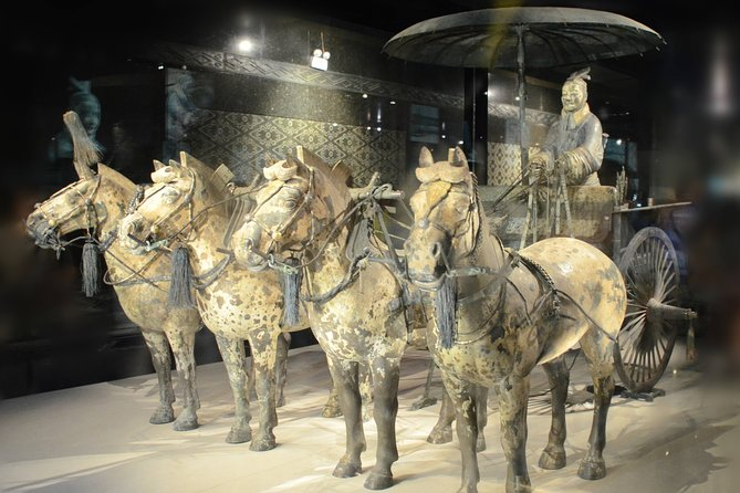 Private Day Tour to Terra Cotta Warriors and Banpo Ancient Village from Xian