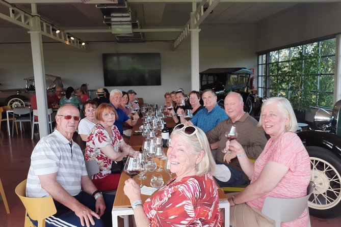 Tannat & other wines tour with classic cars museum