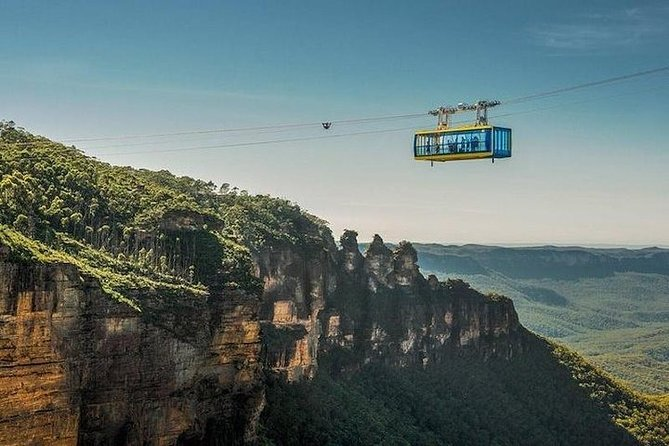 All-Inclusive Blue Mountains Tour in a Luxury Mercedes Sprinter