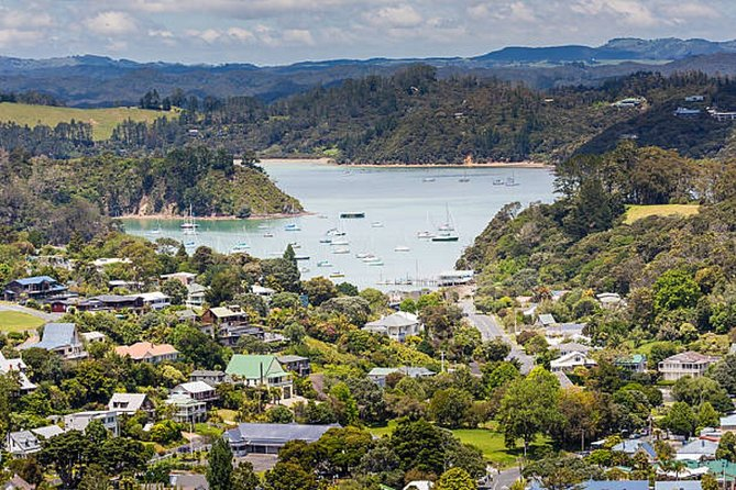 Bay of Islands incl Hole in The Rock Cruise and Waitangi Treaty Grounds Tour