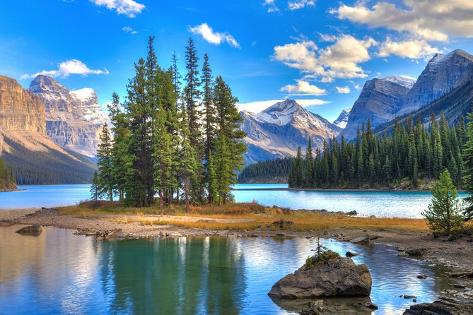 Jasper National Park 2-Day Tour