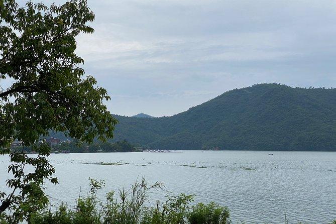 Easy Short Hiking along the Beautiful Fewa Lake