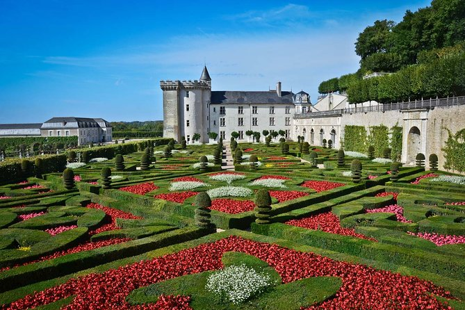 Visit the Loire Valley Castles in 1-Day Tour from Paris by PRIVATE CAR