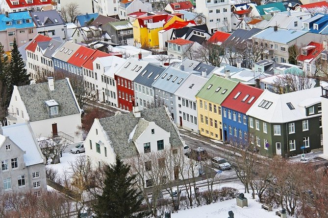 "Guided tour ""Love stories of Reykjavik"""