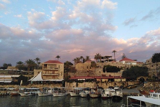 Price per car. Full Day trip: Nahr el Kalb, Jeita Grotto , Harissa and Byblos.