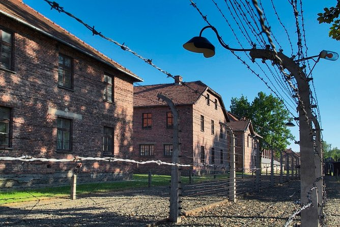 Auschwitz-Birkenau Guided Tour with Private Transport from Krakow