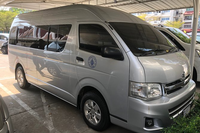 Transfer from Don Mueang Airport (DMK) to Koh Chang